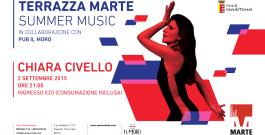 Chiara Civello @ Mediateca – Cava de' Tirreni