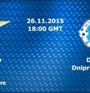 Lazio vs Dnipro @ 26.11.2015 Stadio Olimpico – Roma –  Group Stage di Europa League