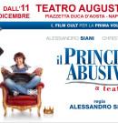 Alessandro Siani e Christian De Sica@ Teatro Augusteo – Napoli – NUOVE DATE: 06/07 Feb. 2016