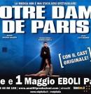 Notre Dame De Paris @ 30 apr. > 01 Mag. 2016 – Palasele – Eboli