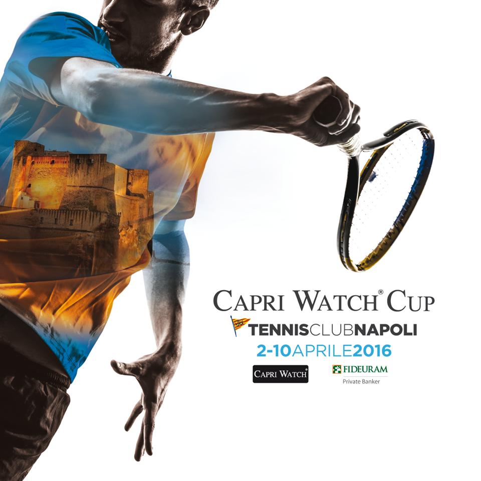 Capri Watch Tennis Napoli