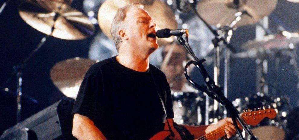 Gilmour Pompei