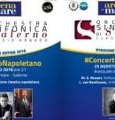 Orchestra Sinfonica di Salerno Claudio Abbado – Arena del Mare di Salerno
