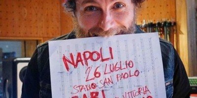 Jovanotti - San Paolo Napoli