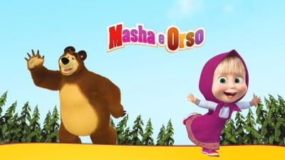 Masha e orso 06 febbraio 2016 palamaggio for Masha e orso disegni da colorare