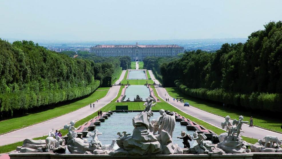 Premio internazionale citta 39 di caserta evento benefico - Reggia di caserta giardini ...