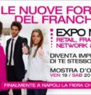EXPO NAPOLI – RETAIL FRANCHISING NETWORK e START UP