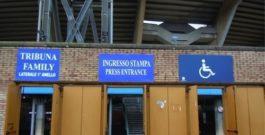 Modulo di Autocertificazione – Tribuna Family – Stadio San Paolo (Napoli)