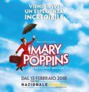 MARY POPPINS @Teatro Nazionale Che Banca! – Milano