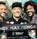 NEK MAX RENGA – IL TOUR – 31.01.2018 – PALASELE DI EBOLI