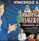 Salemme – Una festa esagerata! al Teatro Diana.