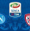 Napoli vs Cagliari – 01 Ottobre 2017 – ore 12.30 @ Stadio San Paolo – Napoli