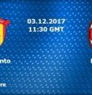 BENEVENTO vs MILAN – Domenica 03 Dicembre 2017 – ore 12:30 @ Stadio Ciro Vogorito – Benenento