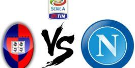 Cagliari vs Napoli – 26 Febbraio 2018 – ore 20:45 @ Sardegna Arena – Cagliari