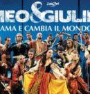 ROMEO & GIULIETTA – AMA E CAMBIA IL MONDO @ TEATRO PALAPARTENOPE – NAPOLI – DAL 12 AL 15 APRILE 2018
