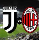 Juventus vs Milan – Sabato 31 Marzo 2018 – ore 20:45 @ Allianz Stadium –