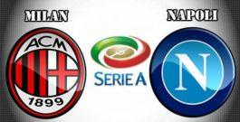 Milan vs Napoli – Domenica 15 Aprile 2018 – ore 15:00 @ Stadio Giuseppe Meazza – Milano