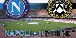 Napoli vs Udinese – Mercoledì 18 Aprile 2018 – ore 20:45 @ Stadio San Carlo – Napoli