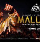 Maluma – Biglietti in vendita dal 25 Giugno 2018 @ Acireale & Napoli