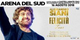Alessandro Siani – 16 Agosto 2018 @ Santa Maria di Castellabate – Salerno
