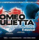 Romeo e Giulietta – Ama e cambia il Mondo @ Teatro Palapartenope – Napoli