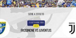 Frosinone vs Juventus – 23.09.2018 @ Frosinone – Biglietti in Vendita: OSPITI