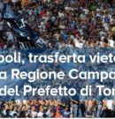 Juventus vs Napoli – 29.09.2018 @Allians Stadium – Torino: VENDITA VIETATA: RESIDENTI CAMPANIA