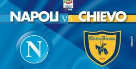 Napoli vs Chievo Verona – Domenica 25 Novembre 2018 @ Stadio San Paolo – Napoli
