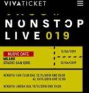 #VASCONONSTOPLIVE2019 @ MILANO