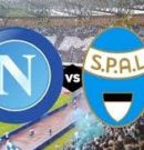 Napoli vs Spal – 22.12.2018 @ Stadio San Paolo – Napoli