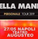 Fiorella Mannoia – 27 Maggio 2019 @ Teatro Augusteo – Napoli