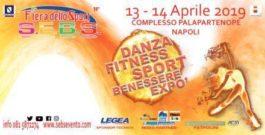 SEBS 2019 – Fiera dello Sport – 13/14 Aprile 2019 @ Palapartenope – Napoli