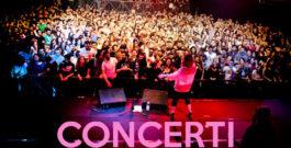 Concerti in Campania ad Aprile e Maggio 2019