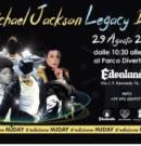Michael Jackson Legacy Day – 29 Agosto 2019 @ Edenlandia