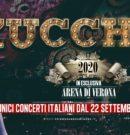 Zucchero – Settembre e Ottobre 2020 @ Arena di Verona