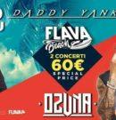 Daddy Yankee+Ozuna @Lido Fiore FLava Beach – Castel Volturno