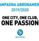 Campagna Abbonamenti SSC Napoli 2019-2020