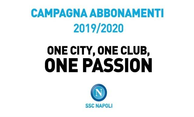 Calendario Ssc Napoli 2020.Campagna Abbonamenti Ssc Napoli 2019 2020 Tkt Point