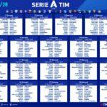 Tutto Il Calendario Serie A.Serie A Tkt Point