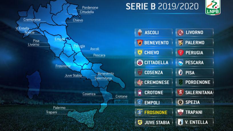 Calendario Di Serie B.Serie B Tkt Point