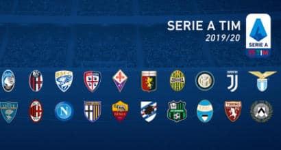 Calendario Serie A Anticipi Posticipi 2020.Anticipi E Posticipi Di Serie A Prime 2 Giornate Del