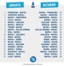 CALENDARIO: SS CALCIO NAPOLI e Prezzi delle singole partite del Campionato di Serie A