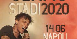 Ultimo – 14 Giugno 2020 @Stadio San Paolo – Napoli