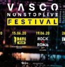 Vasco Rossi NonStopLive 2020 – Inizio vendita e modalità