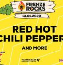 Bus Red Hot Chili Peppers – 13 Giugno @FirenzeRocks2020