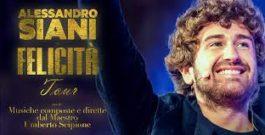 Alessandro Siani – Nuove Repliche Felicità Tour @Teatro Diana – Napoli