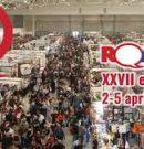 Romics  dal 2 al 5 Aprile 2020 @Fiera di Roma