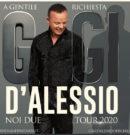 Gigi D'Alessio dal 29 Aprile al 01 Maggio @Teatro Augusteo – Napoli
