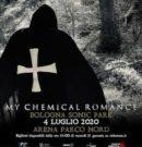 Bus My Chemical Romance 04 Luglio 2020 @Bologna Sonik Park