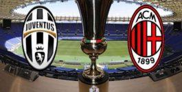 Juventus vs Milan – Rinvio Data @Allianz Stadium – Torino